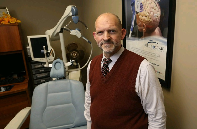 Dr. Horacio Capote, medical director of the Division of Neuropsychiatry at the Dent Neurologic Institute, says the A4 Alzheimer's Study shows promise. (Sharon Cantillon/Buffalo News)