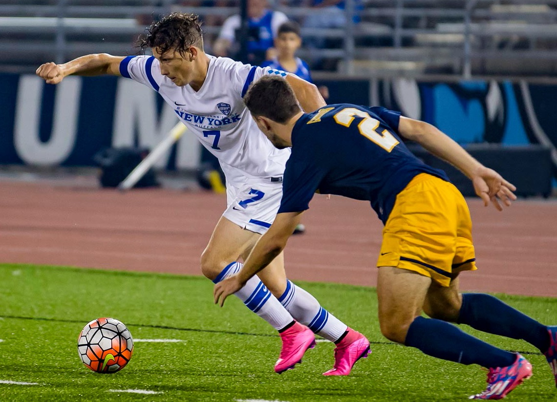 UB's Cicerone becomes first Big 4 player ever picked in MLS SuperDraft