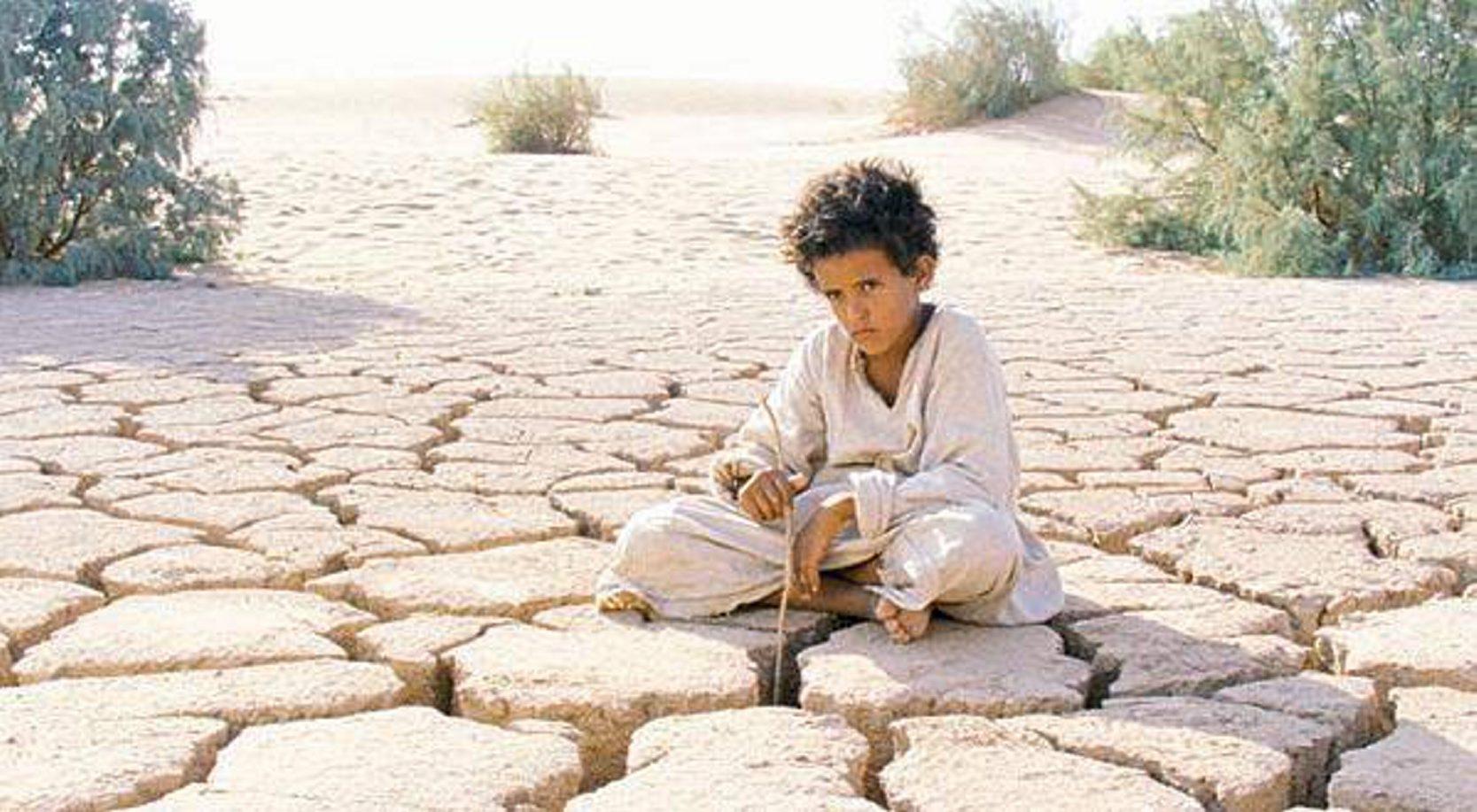 """Jacir Eid Al-Hwietat stars in """"Theeb."""""""