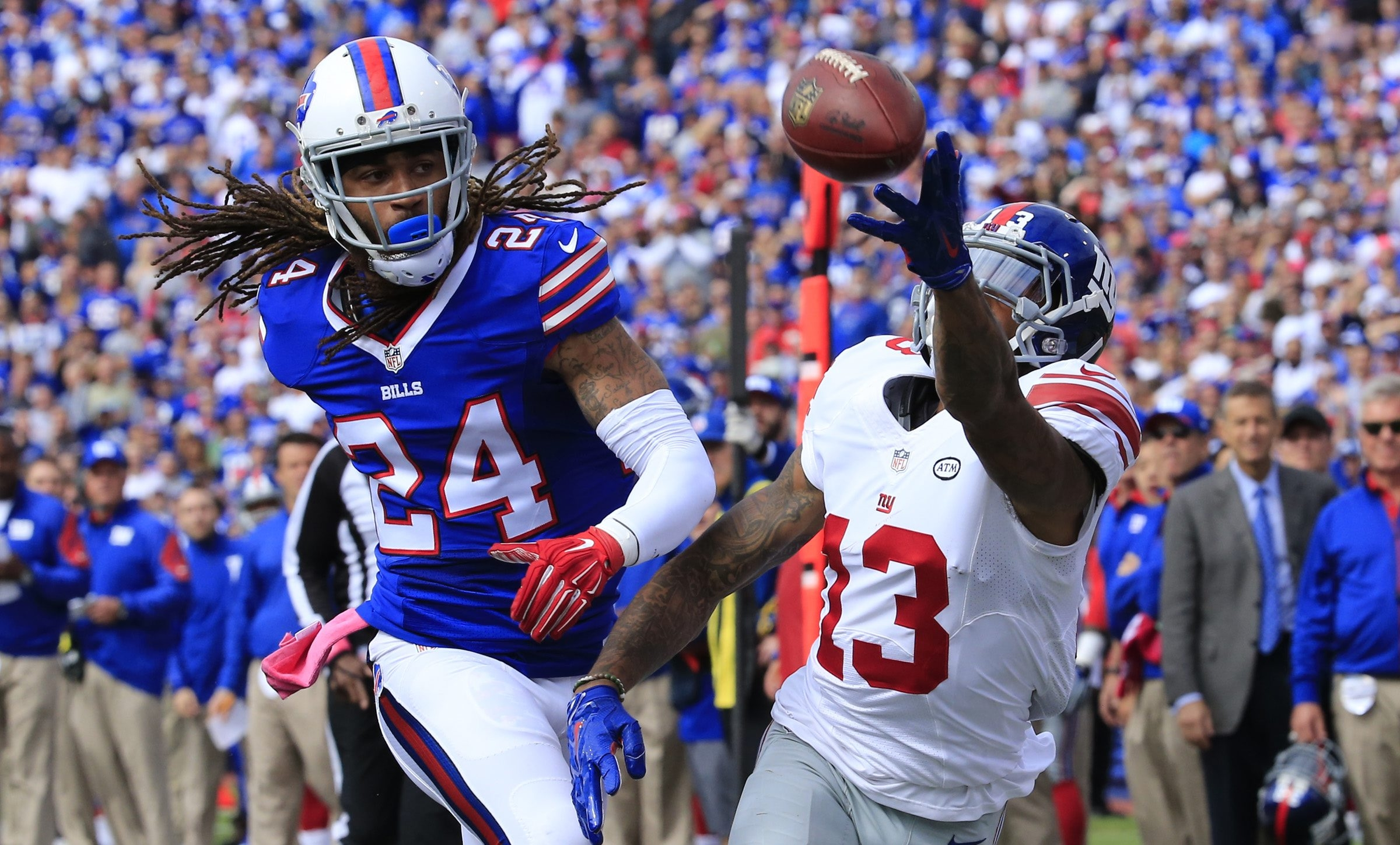 Stephon Gilmore is only in his fourth year with the Bills, but he's become a bit of an elder statesman.