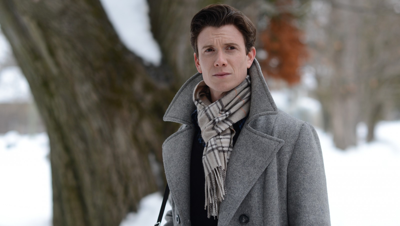 """Kirk Barker stars in """"A Prince for Christmas."""" The film, which was shot in East Aurora, returns to the village for a free showing on Feb. 20."""