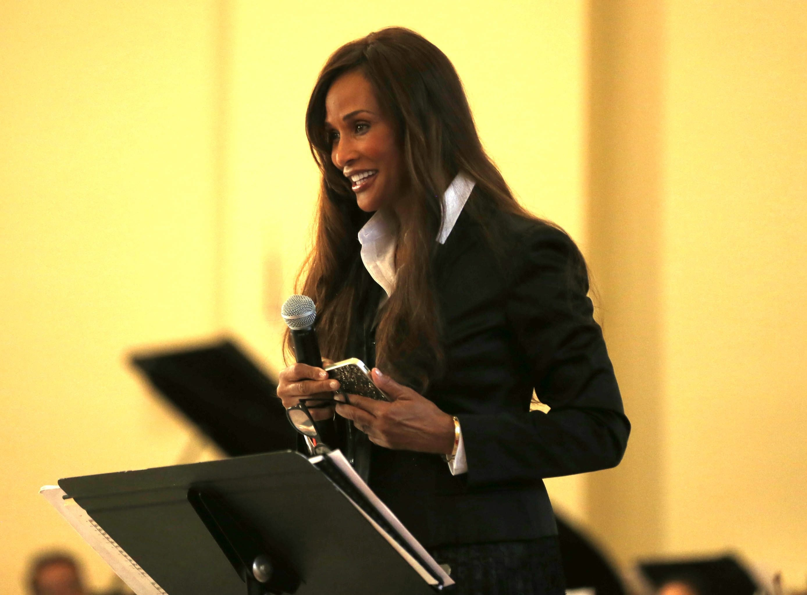 Model and actress Beverly Johnson, who was born in Buffalo, is one of more than 50 women who have accused Bill Cosby of sexual assault or abuse.