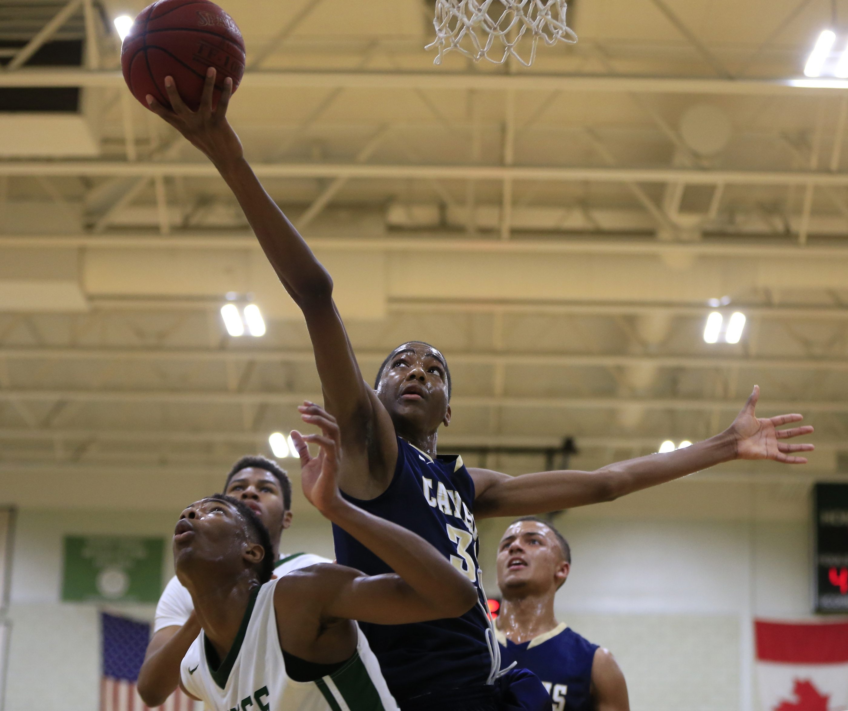 Charles Hart scored 10 points and four Canisius players were in double figures in the Crusaders' win over Nichols.
