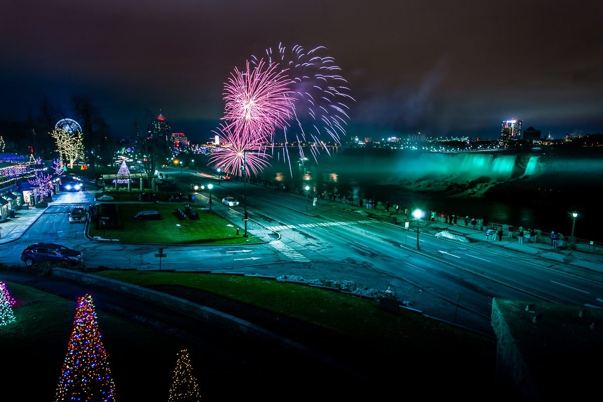 Ontario Power Generation Winter Festival of Lights continues through Jan. 31.