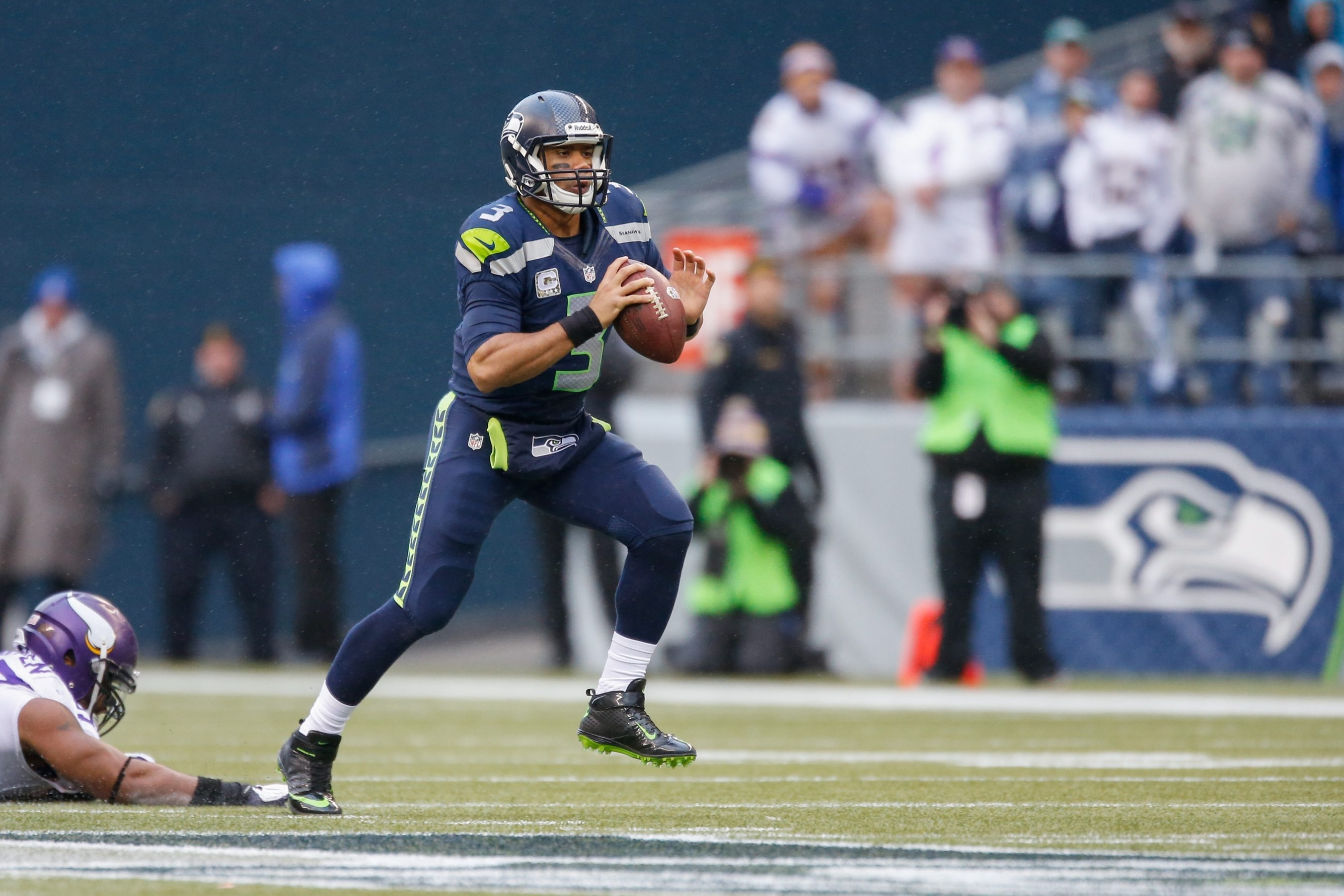 Seattle and quarterback Russell Wilson have won four of their last five games to revive their playoff chances.