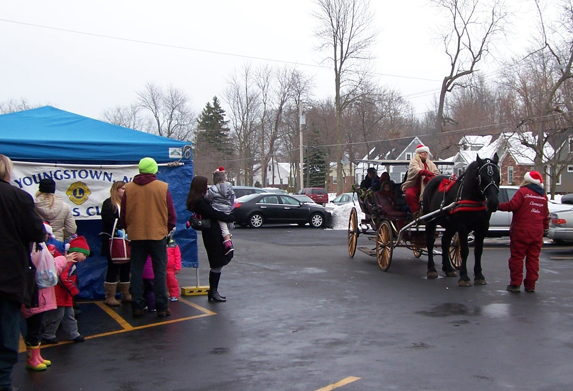 Youngstown's holiday celebration, scheduled from 10 a.m. to 4 p.m. Saturday, will feature festive activities for people of all ages.