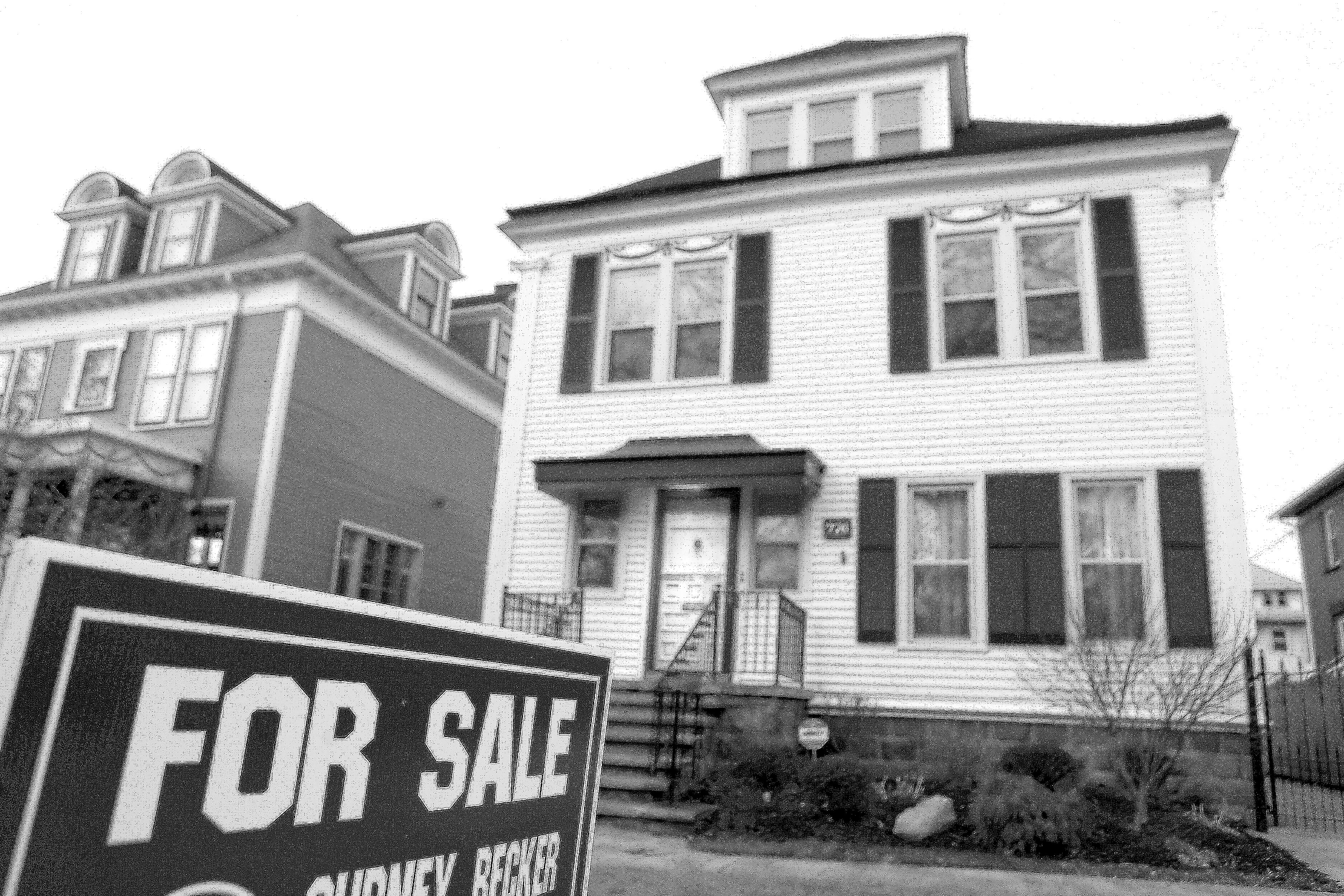 Home sales remained strong in October in the Buffalo Niagara region. (Buffalo News file photo)