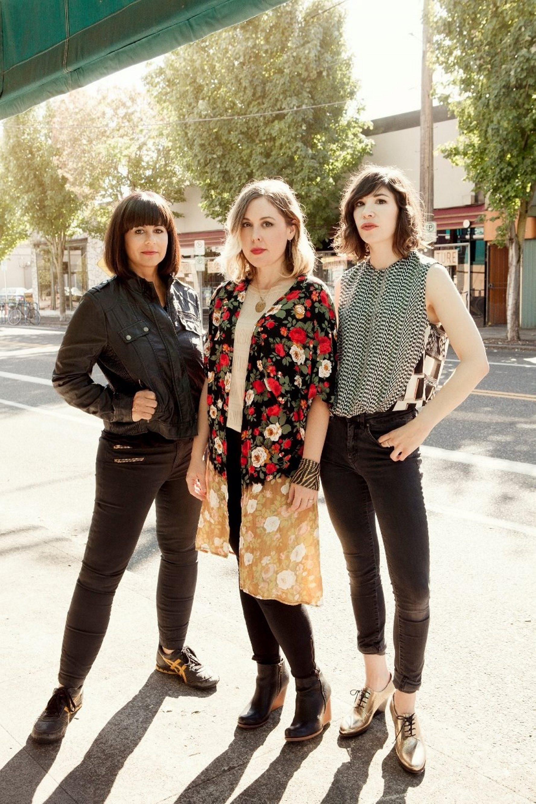 Sleater-Kinney comes to Asbury Hall @ Babeville on Dec. 10.