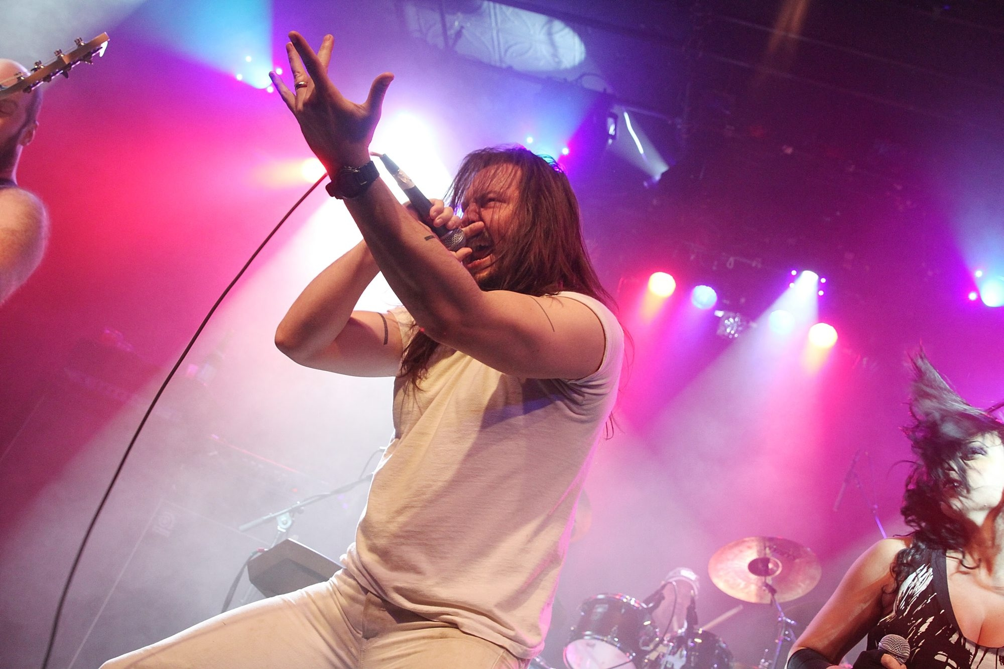 Andrew W.K. will perform at Broadway Joe's. (Getty Images)