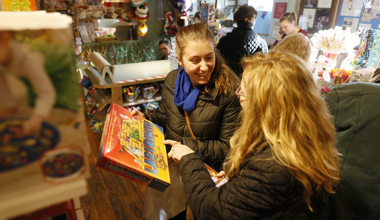 Holiday shopping in Western New York can be exhausting; you'll need some energy to push through. So where should you eat? (Derek Gee/Buffalo News file photo)