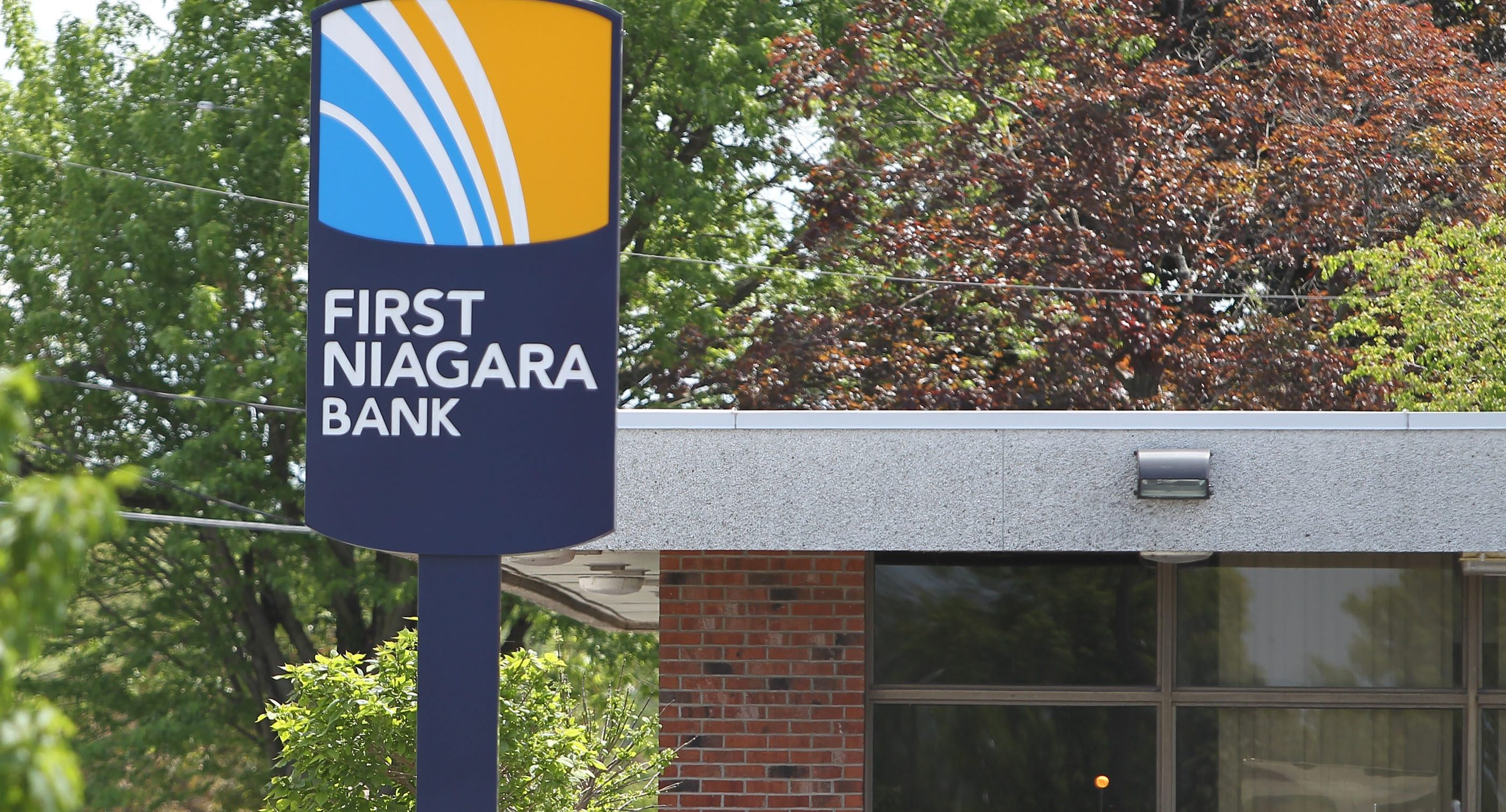 Pending sale of First Niagara Bank was the top financial story of 2015. (Buffalo News file photo)