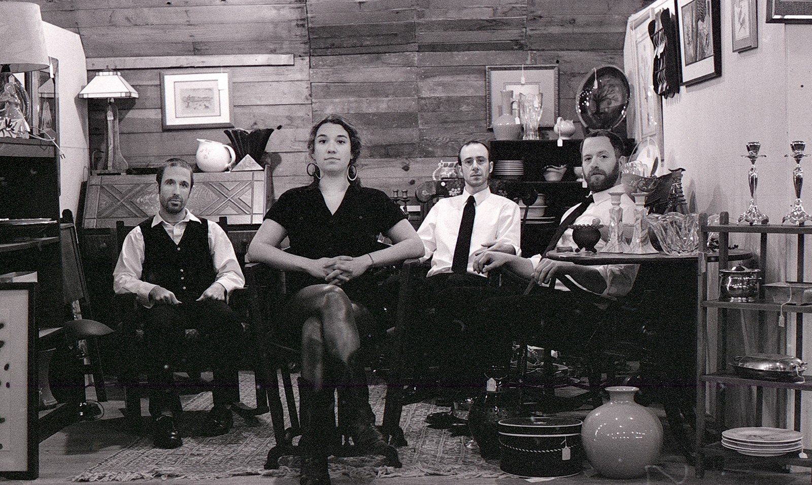 Driftwood performs Jan. 8 in the Sportsmen's Tavern.