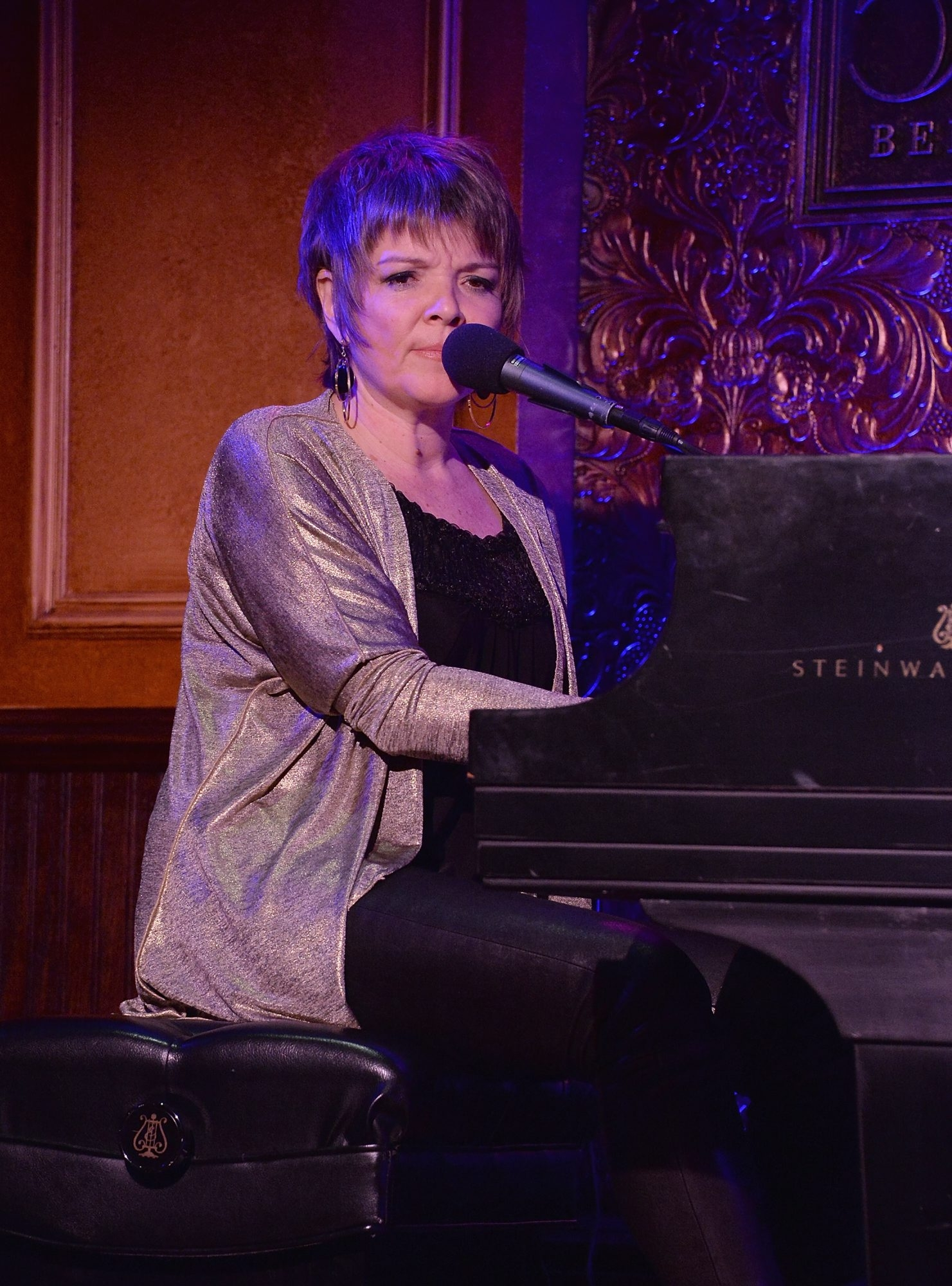 Karrin Allyson released a tribute to Rodgers and Hammerstein last year.