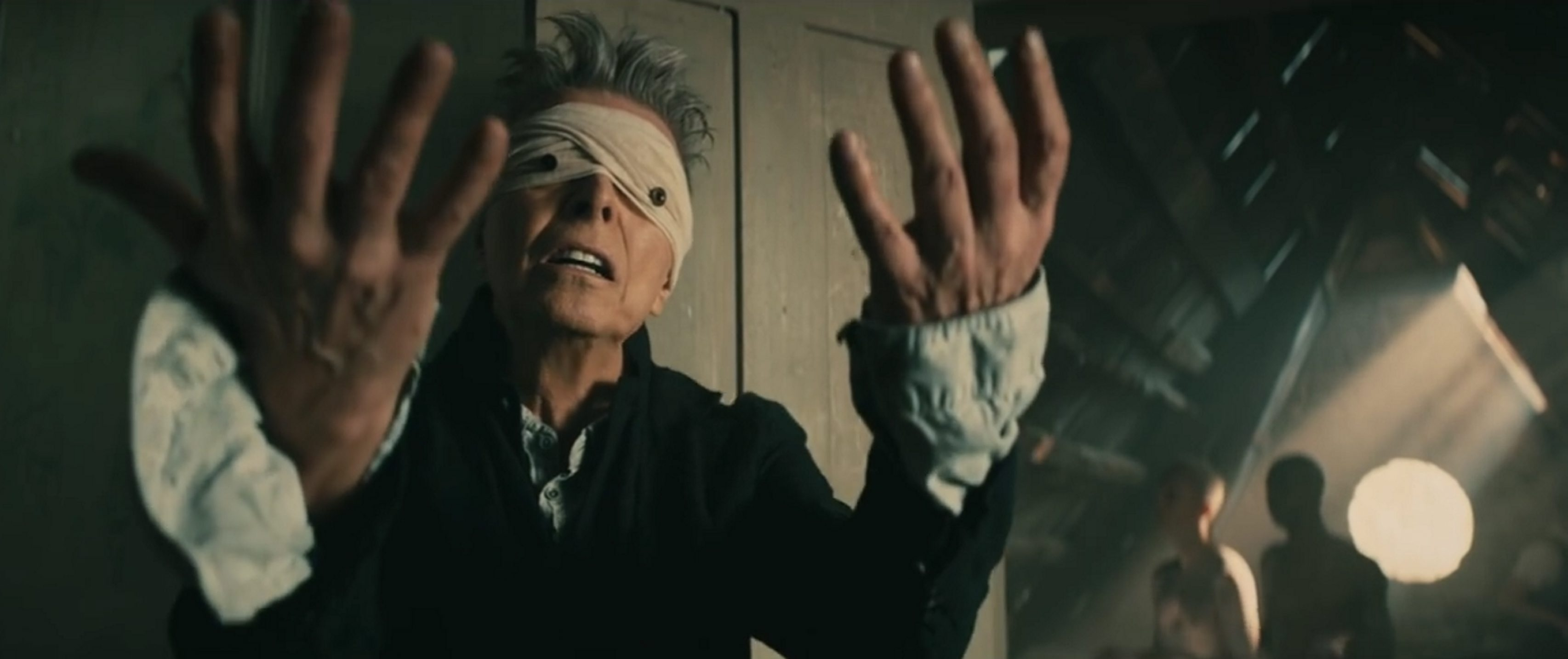 """David Bowie released """"Blackstar"""" today, January 8, 2016, his 69th birthday."""
