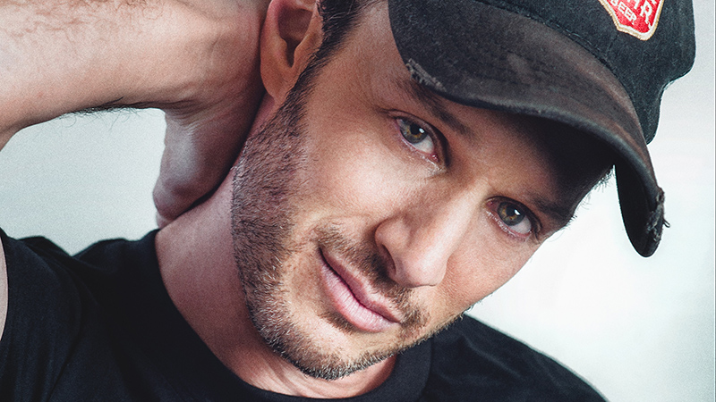 Josh Wolf will perform five shows at Helium Comedy Club.