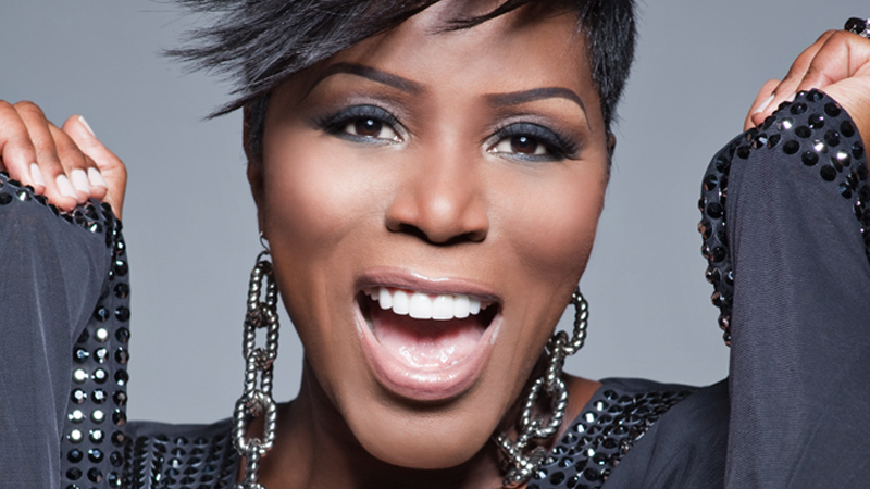 Comedian Sommore returns for a show at Sheas Performing Arts Center.