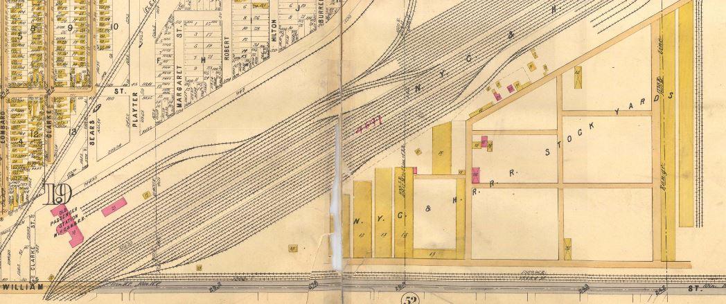 stockyards 1891