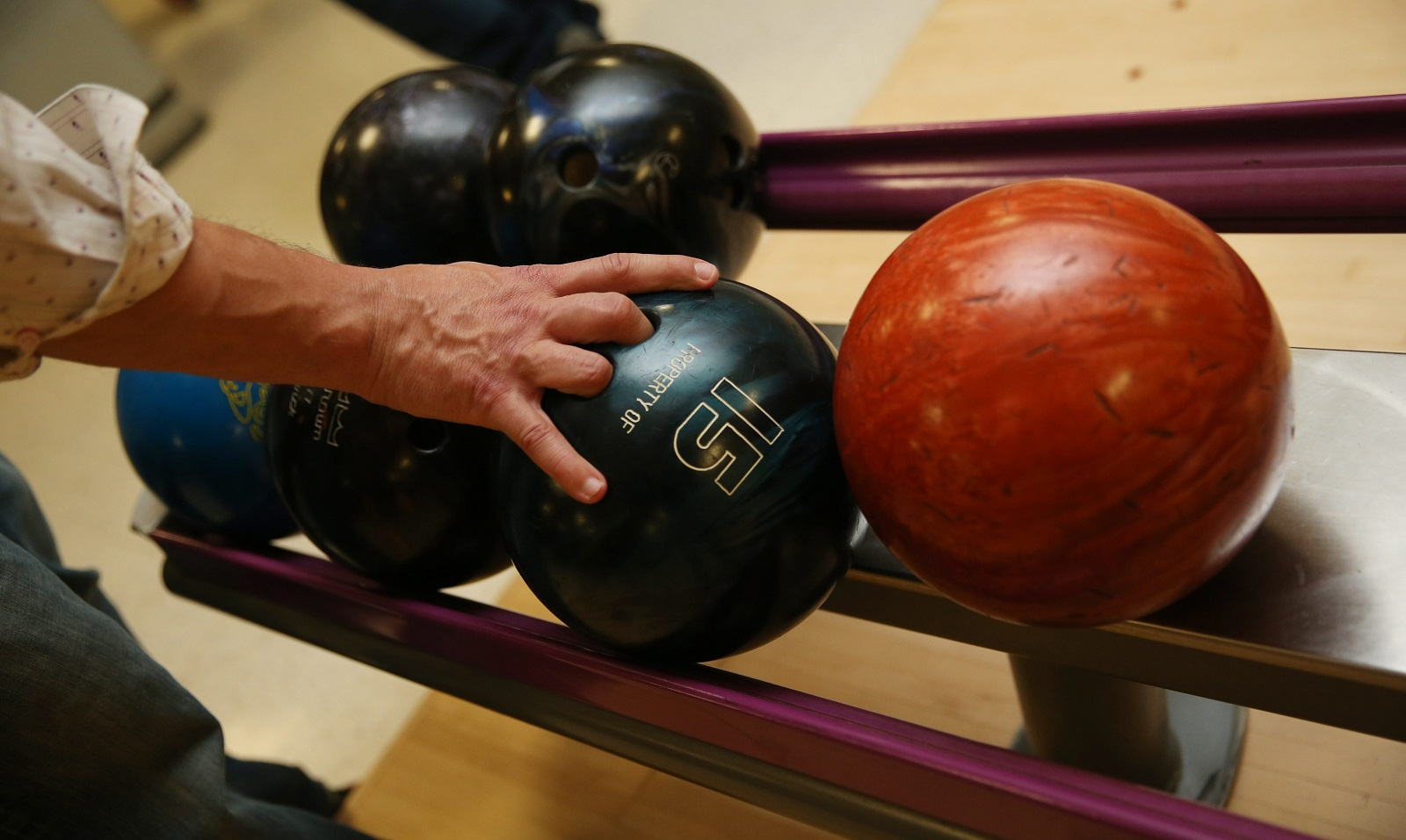 Bowling: State women's tournament here is April 8