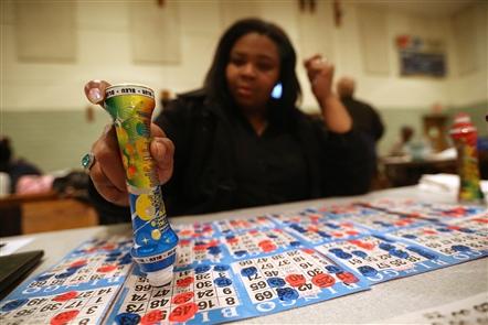 100 Things: Play Bingo