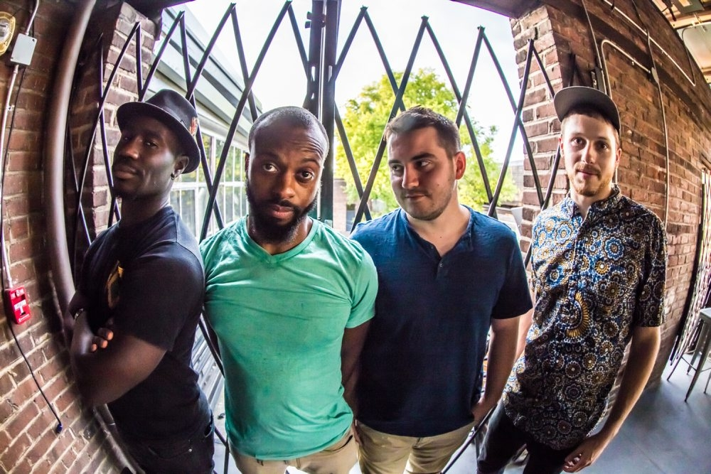 Tauk returns for a show at Buffalo Iron Works on Feb. 10.