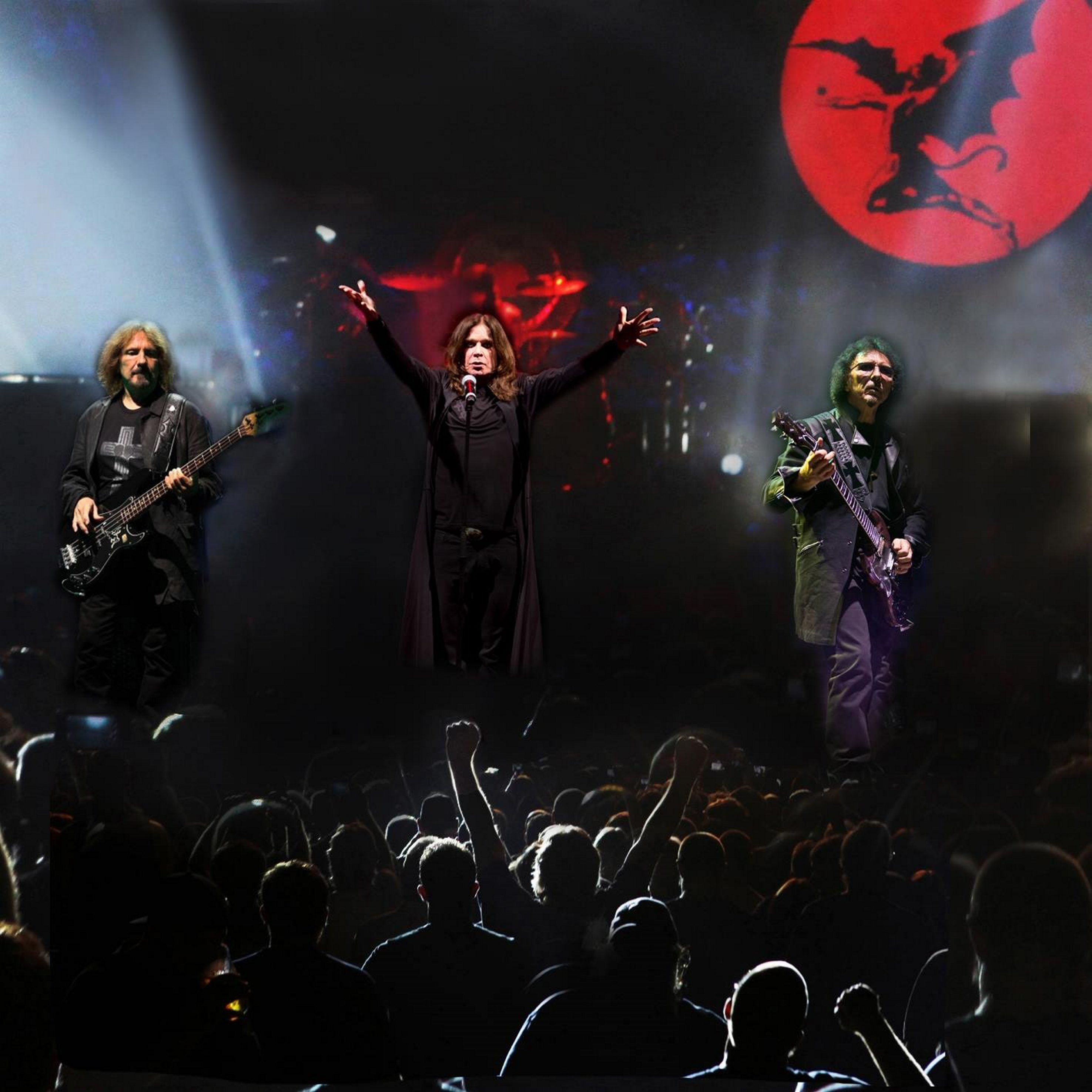 """Black Sabbath prepares for """"The End"""" with deluxe reissues."""