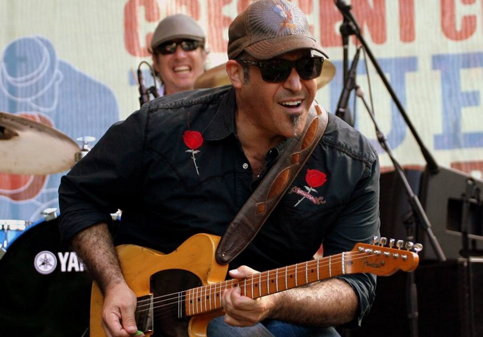 Marc Stone and his band will be joined by Chuck Campbell of the Campbell Brothers during the ninth annual Mardi Gras Jam at Buffalo Iron Works on Friday.