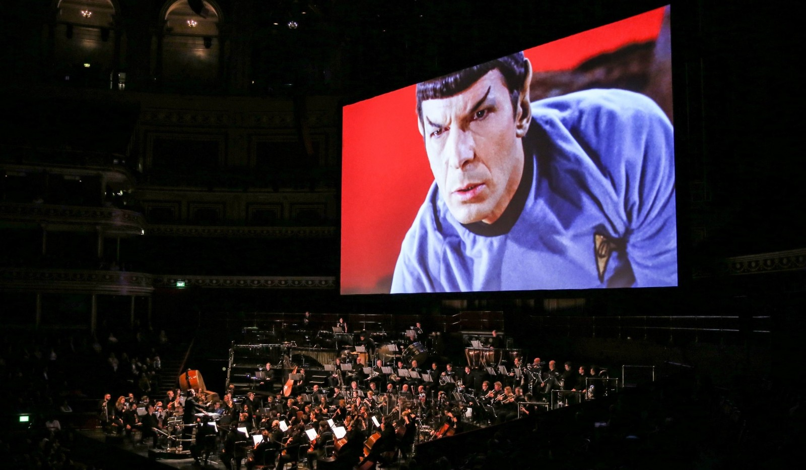 """""""Star Trek: The Ultimate Voyage"""" will be held at 8 p.m. Saturday in Shea's Performing Arts Center."""