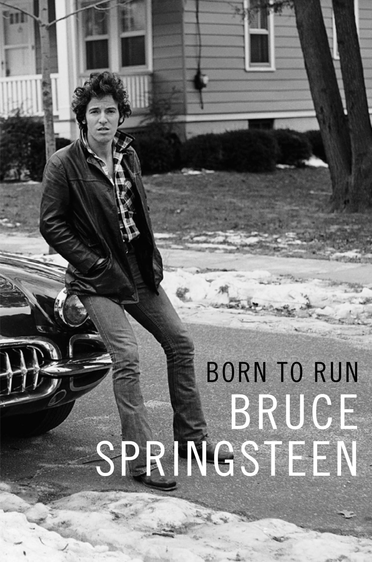 Bruce Springsteen's autobiography, 'Born to Run,' will be published in September.