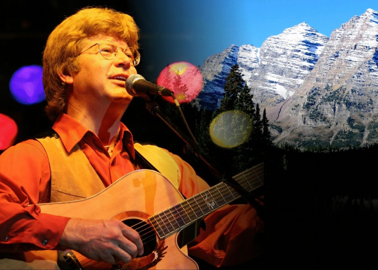 Jim Curry resembles John Denver in the way he looks and sounds.
