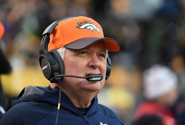 Does former Bills head coach and current Broncos defensive coordinator Wade Phillips have the secret to containing Cam Newton and the Carolina offense? (Getty Images)