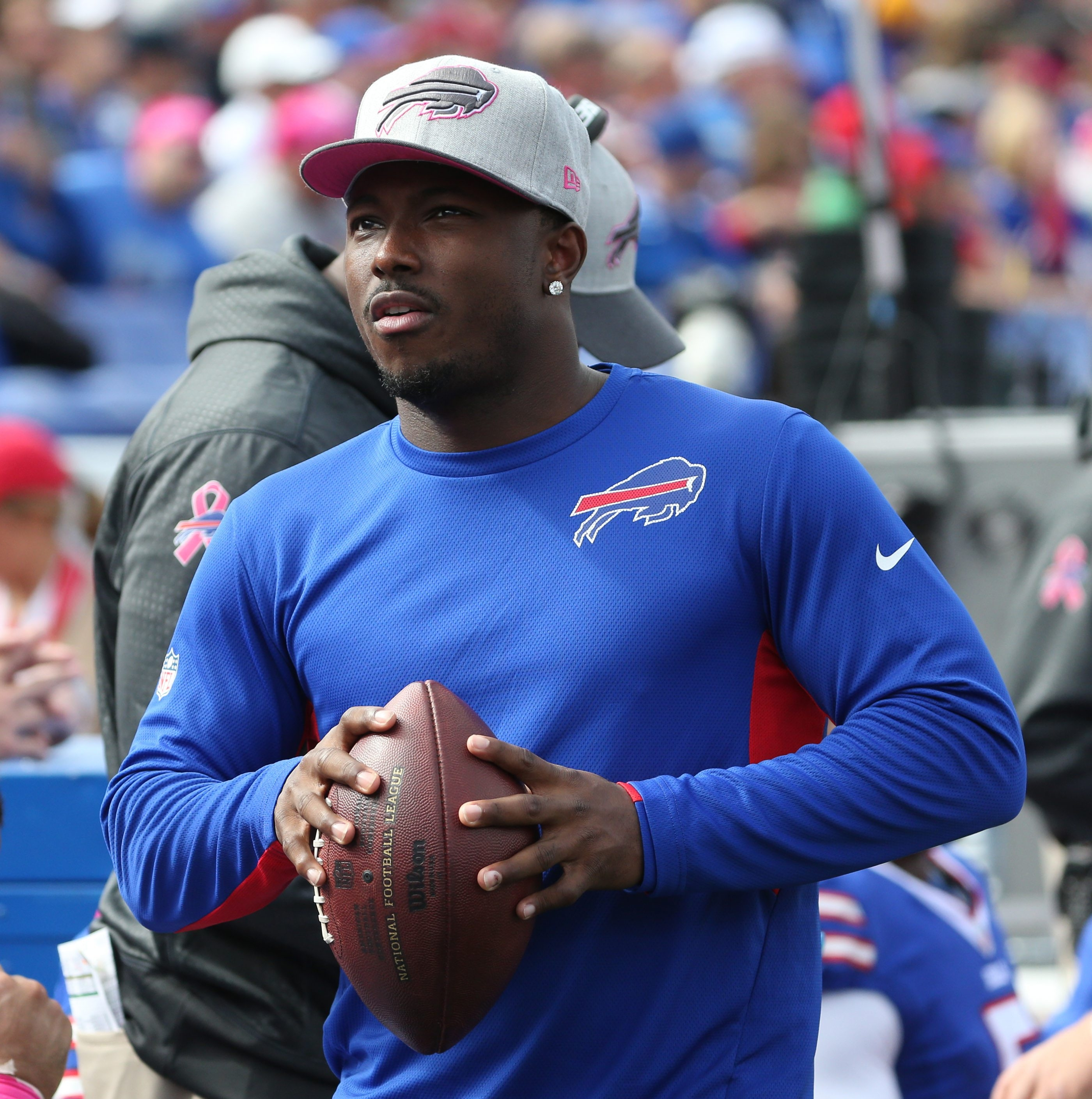 LeSean McCoy is the centerpiece of the Bills' offense.