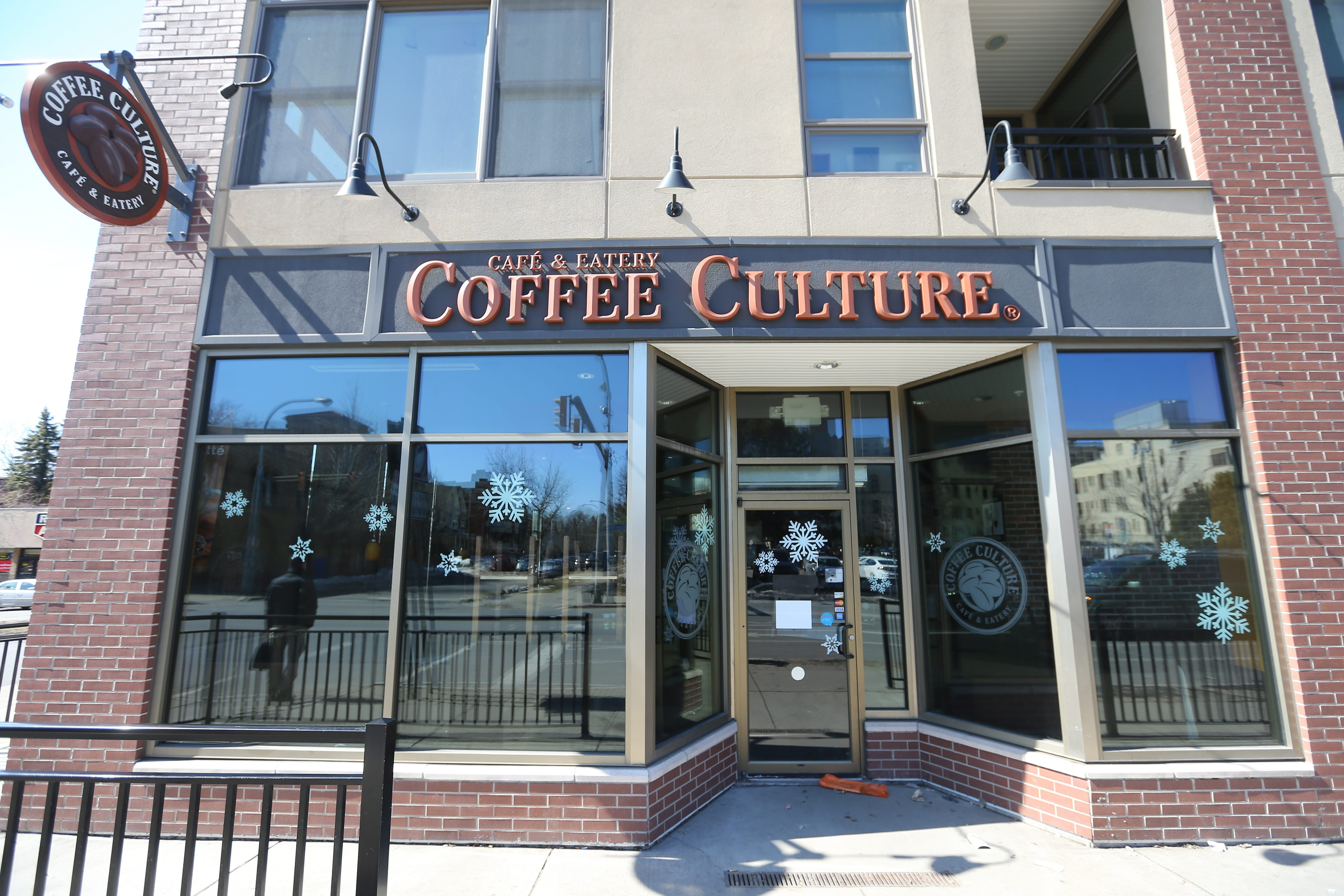 Coffee Culture closed cafes in Batavia, the Walden Galleria and Town of Tonawanda.