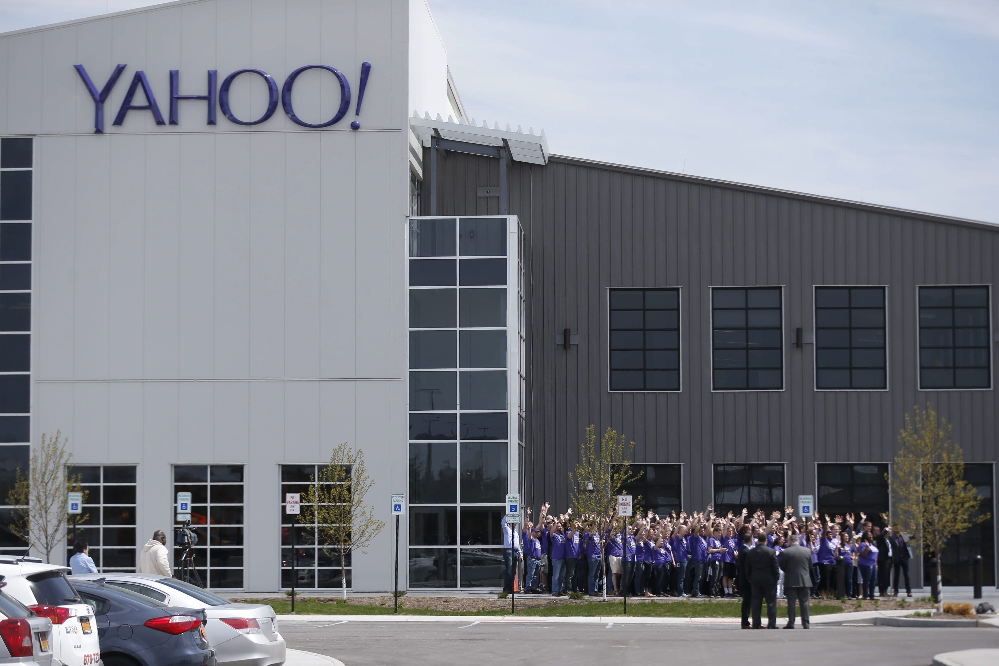 About 200 people are employed at Yahoo's site in Town of Lockport, and it's not yet clear whether a decision to reduce company's workforce by 15 percent will affect any of them.