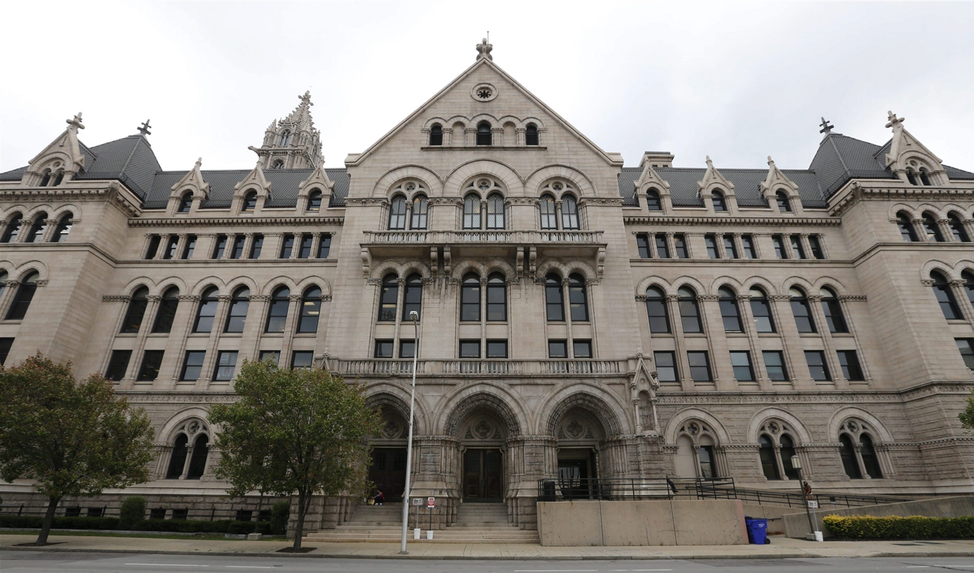 The chairman of Erie Community College's Board of Trustees has acted to improve transparency at meetings. (Buffalo News file photo)