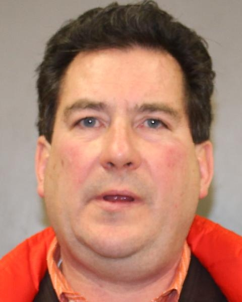 Albert J. Franco, 50, of Lockport was charged with driving while intoxicated on South Transit Road. (State Police)