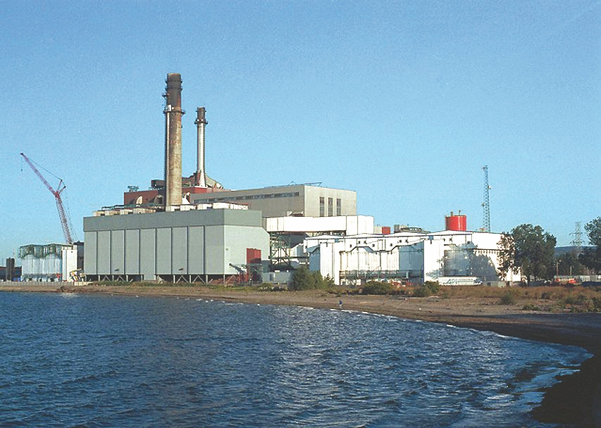 NRG Energy's coal-powered plant in Dunkirk was taken out of service in early January.