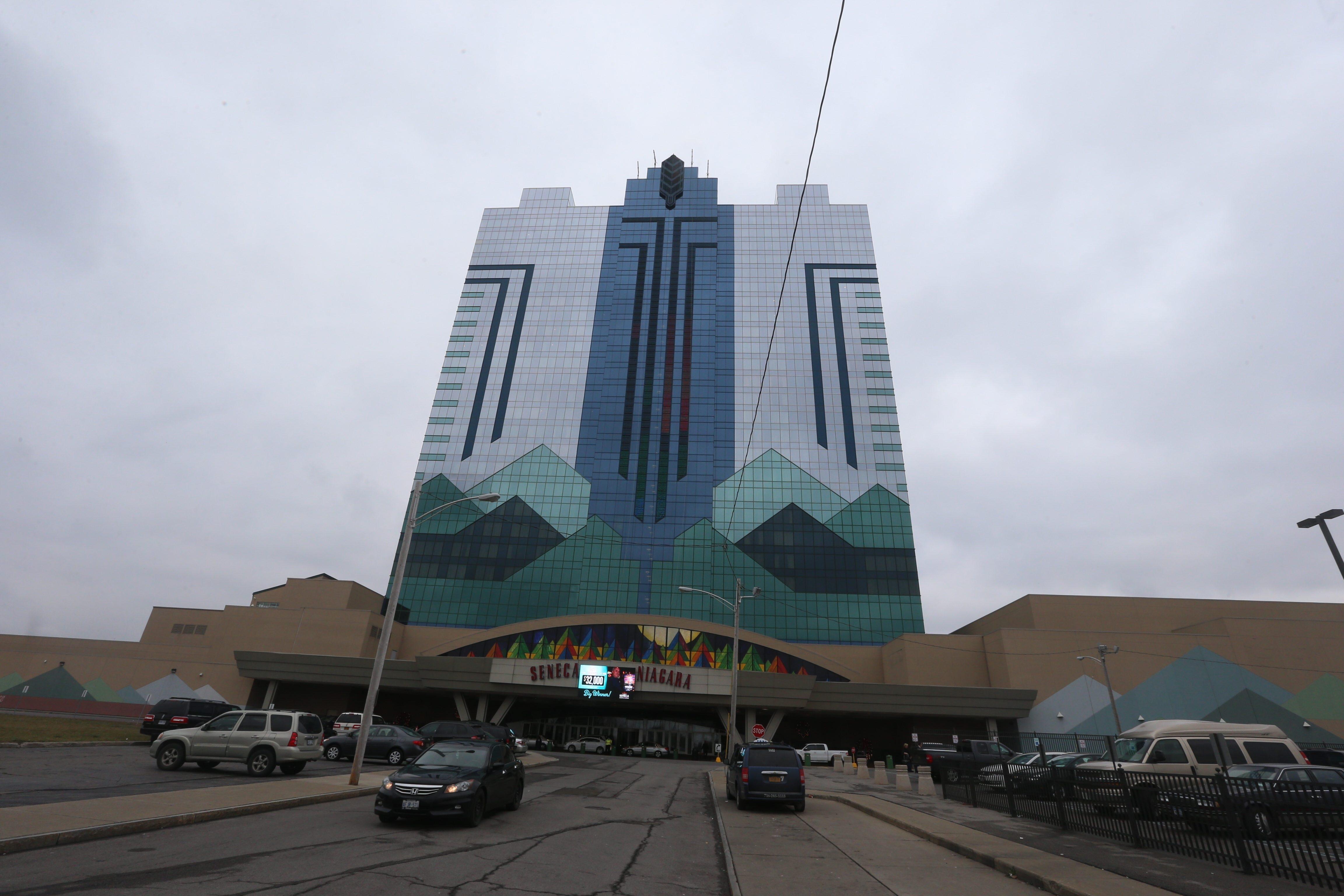 The city lost its convention center when the Seneca Niagara Casino took over the site. (John Hickey/News file photo)