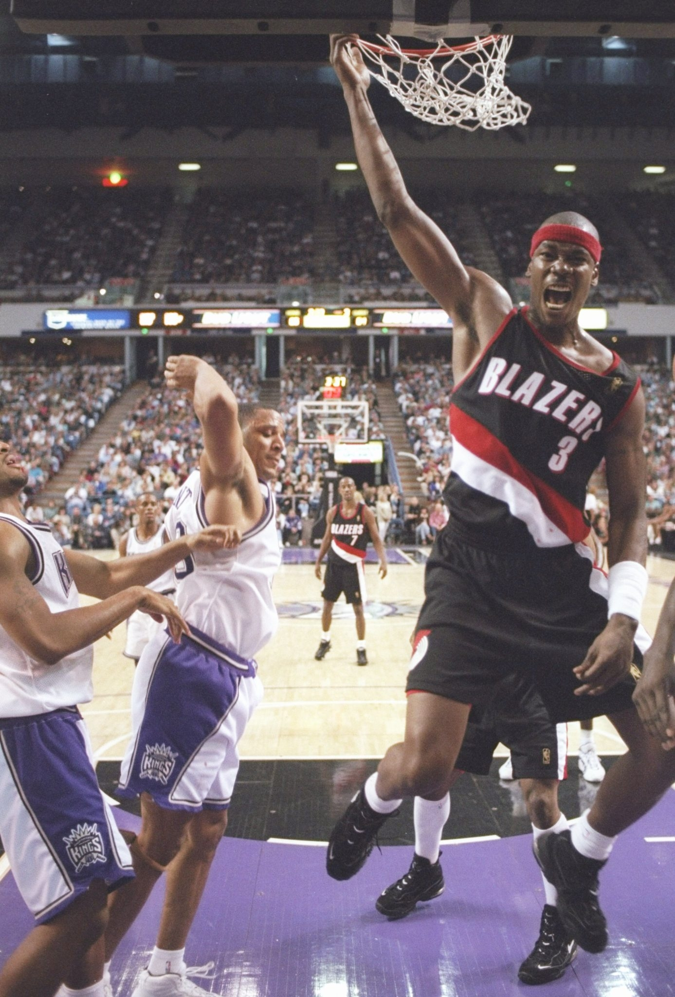 Getty Images  Buffalo native Cliff Robinson played 18 NBA seasons, eight of them with the Portland Trail Blazers.