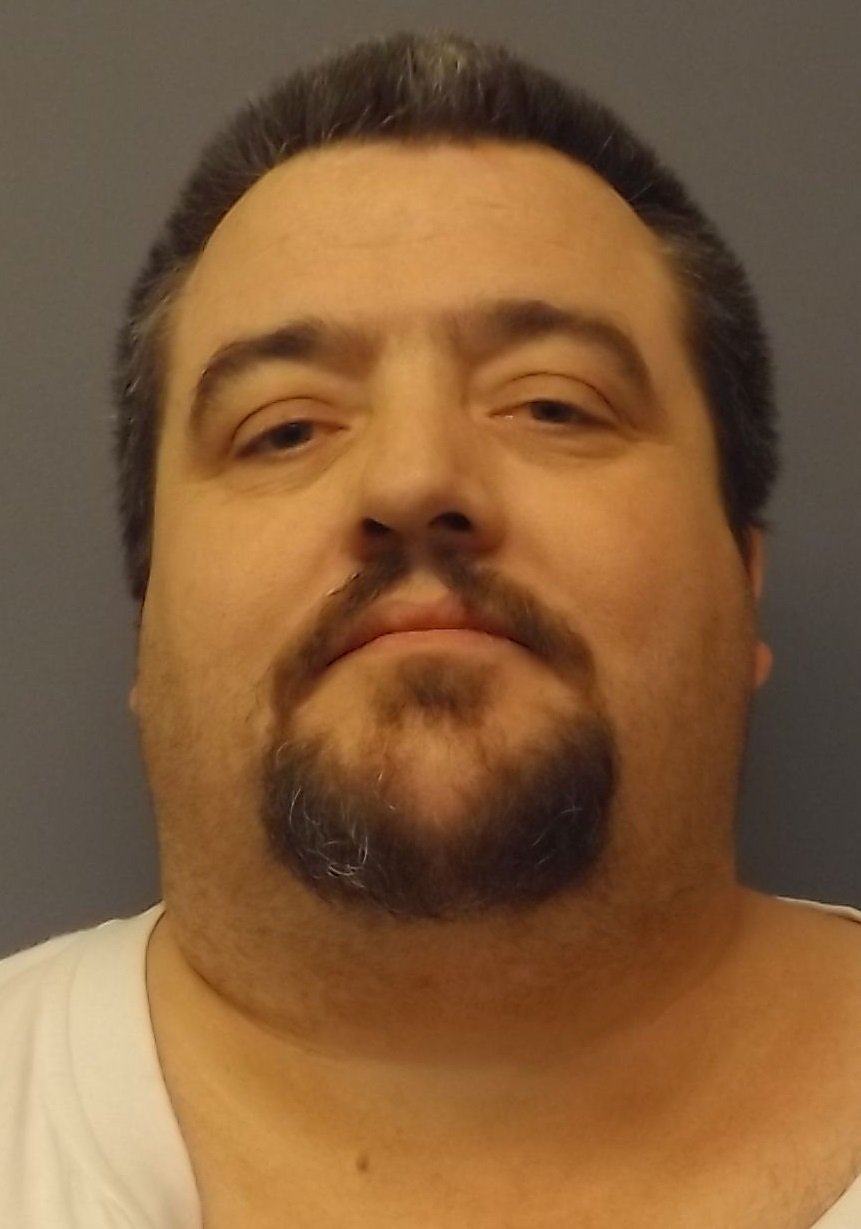 Roy W. Bishop, 40, of Shelby, is accused of using his taxicab as a tool in crack cocaine sales. (Orleans County Major Felony Crime Task Force)