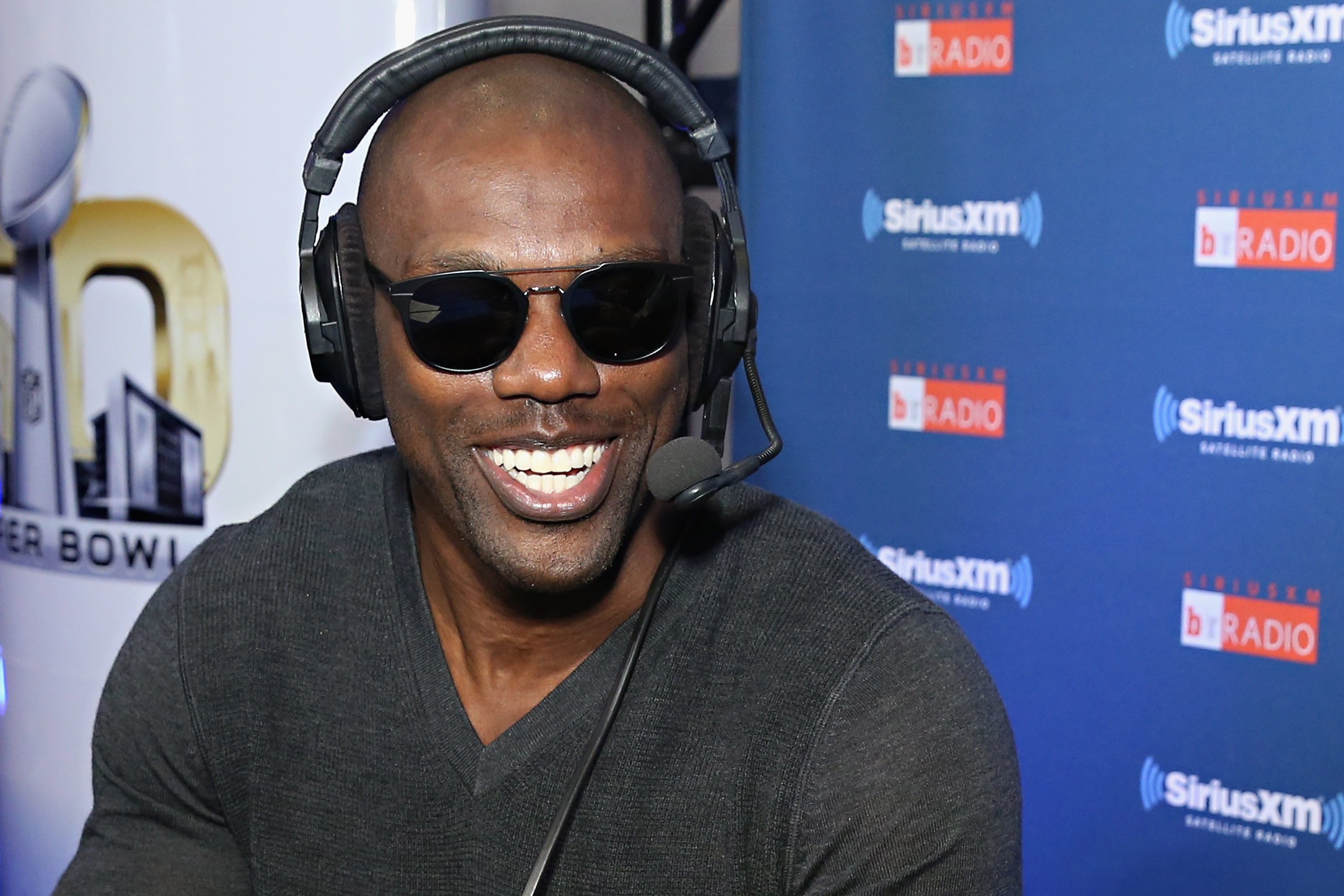 If election to the Pro Football Hall of Fame were based solely on statistics, Terrell Owens would have been voted in on the first ballot, says Jerry Sullivan. (Photo by Cindy Ord/Getty Images for Sirius)