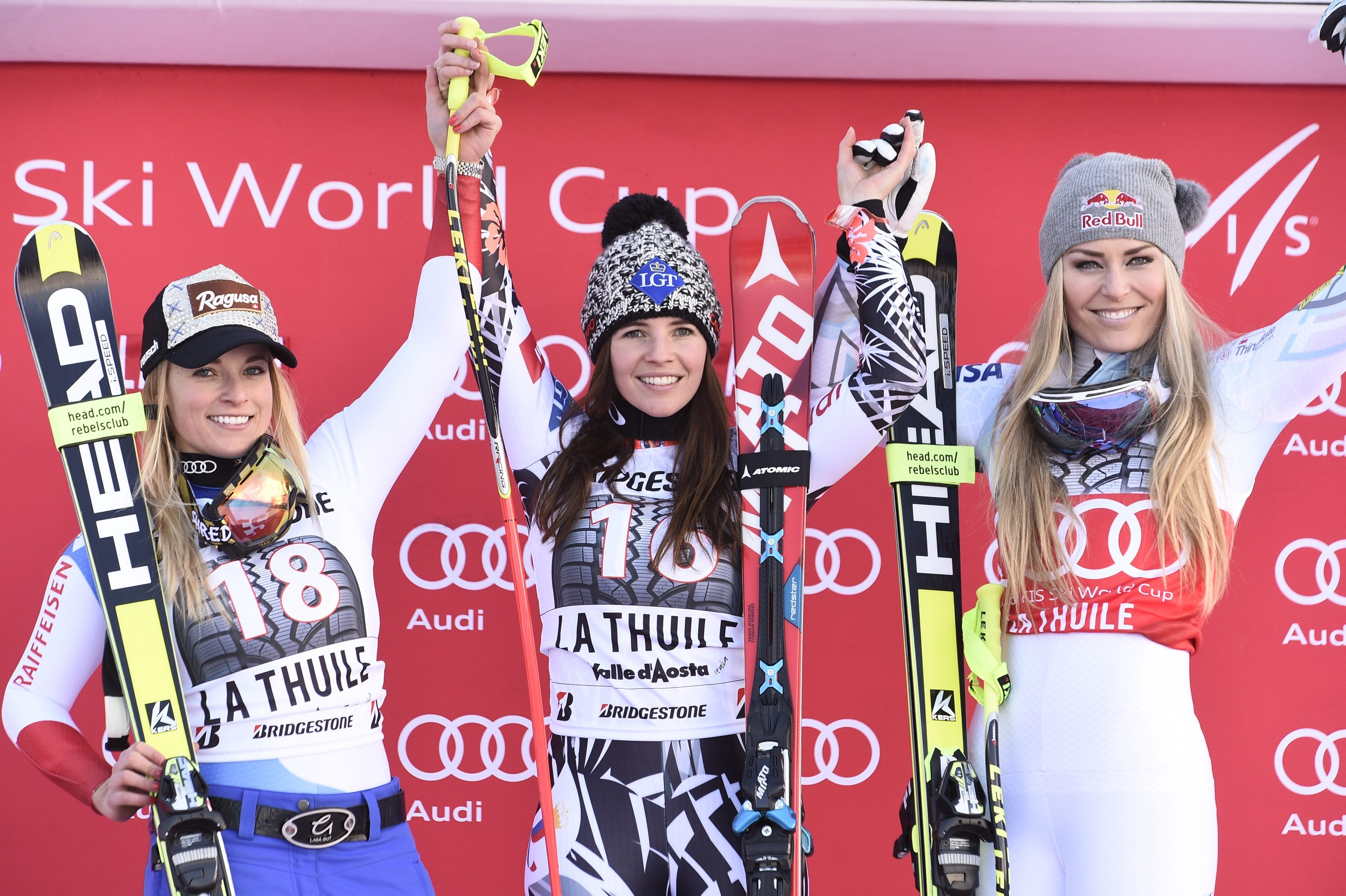 Lindsey Vonn is the most successful U.S. ski racer.