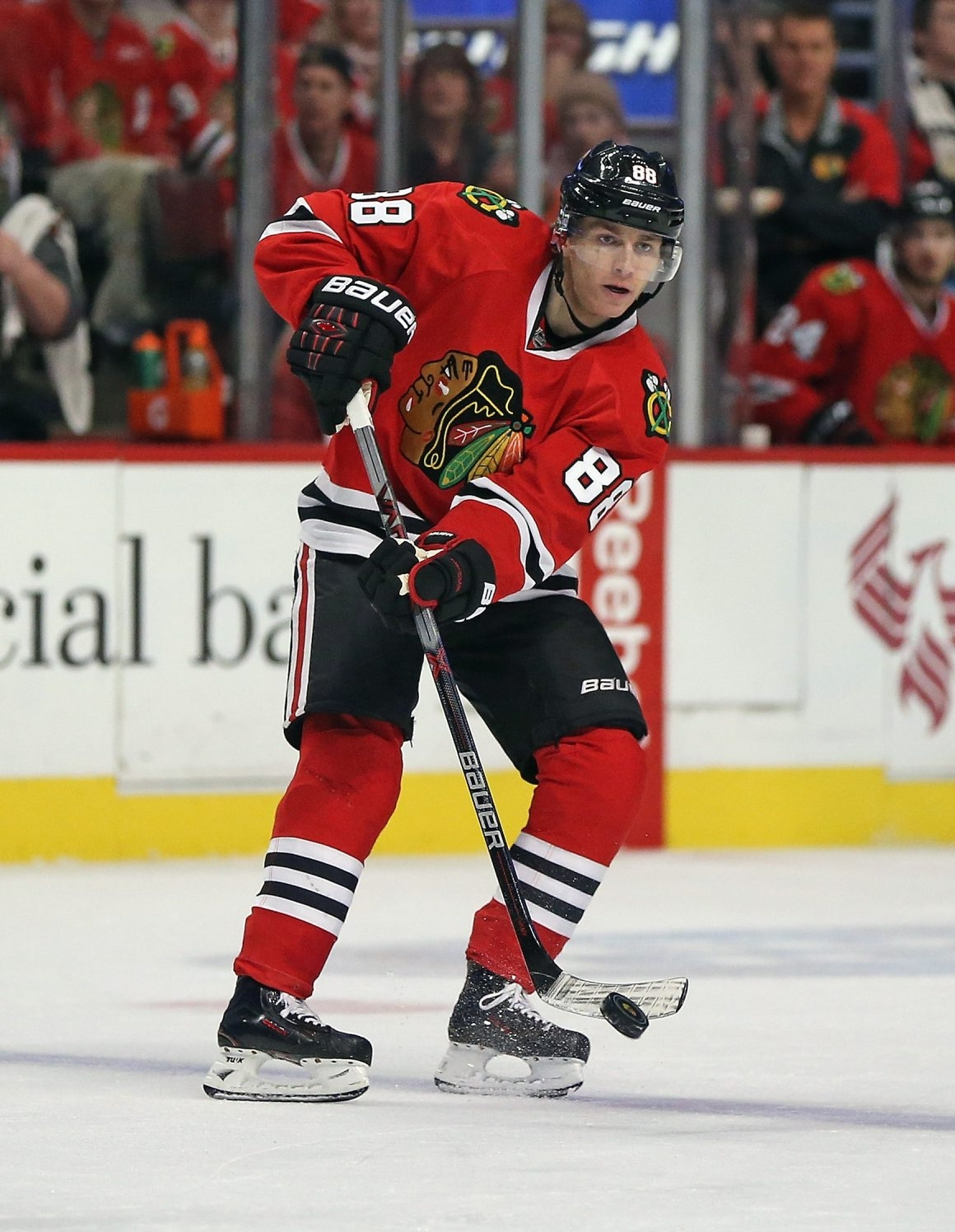 The first Western New Yorker drafted first overall in the NHL, Patrick Kane is on his way to a Hall of Fame career.