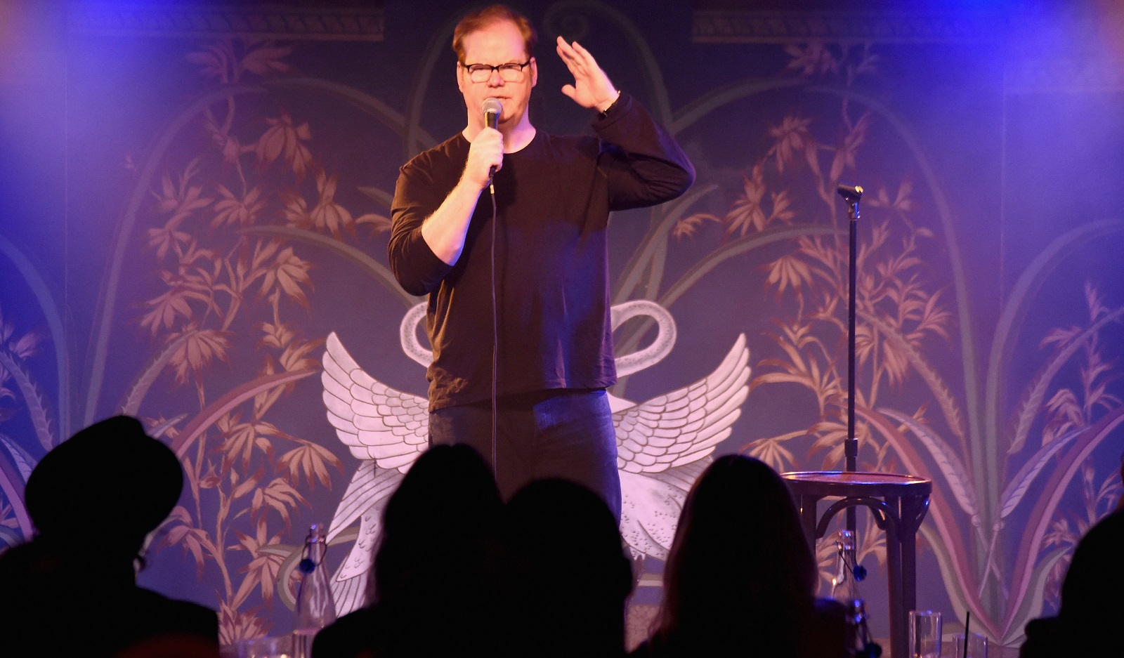 Comedian Jim Gaffigan will pay a visit to the Lucille Ball Comedy Festival. (Getty Images)
