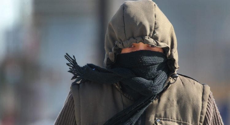 The National Weather Service recommends covering any exposed skin with multiple layers. Wind chills below -20 degrees can cause frostbite on unexposed skin in a half-hour or less. (Buffalo News file photo)