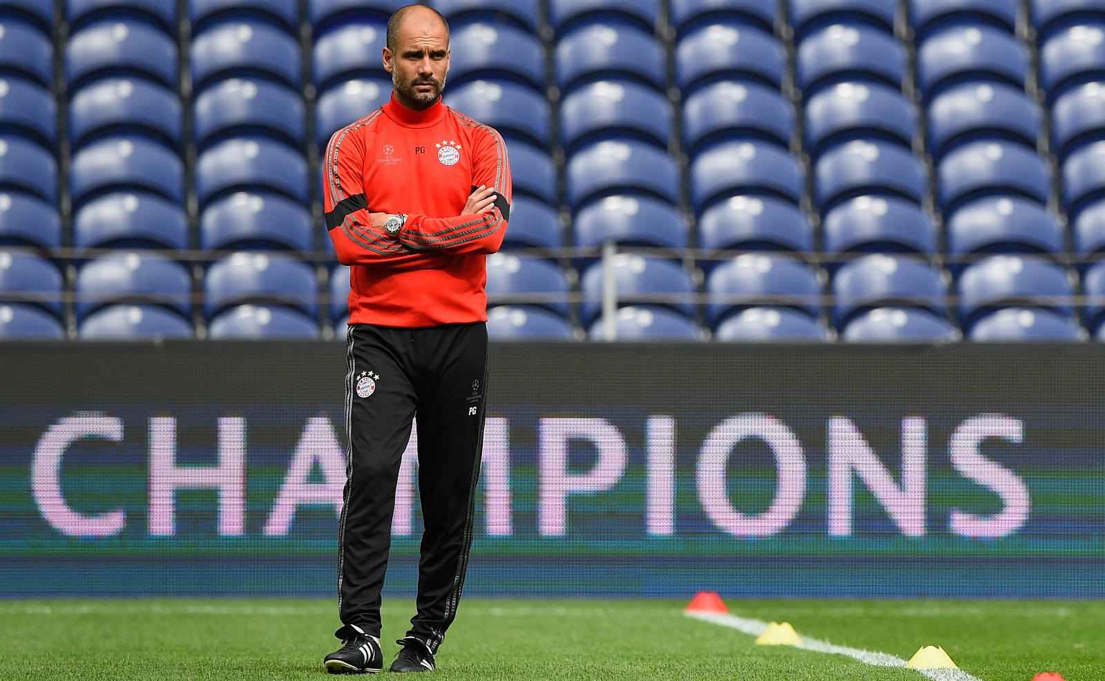 Pep Guardiola's move to Manchester City FC for the 2016-17 season is the major talking point. (Getty Images)