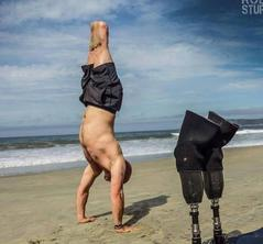 Baptiste yoga instructor Dan Nevins will teach Feb. 28 at the HEAL Bflo retreat in the Hyatt Regency downtown. (Photo by Robert Sturman)