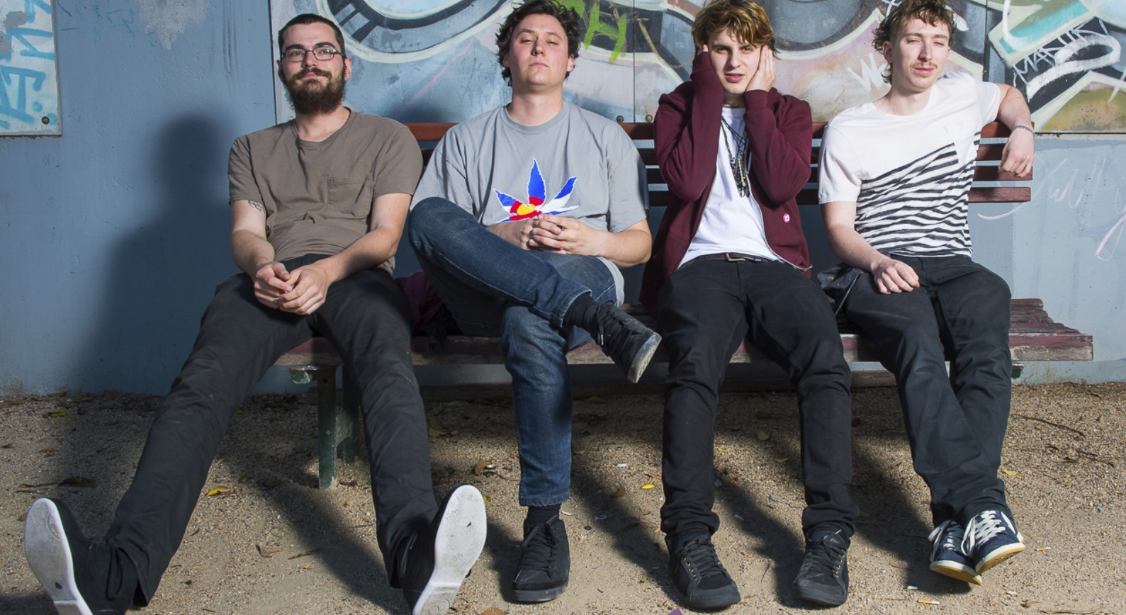 The Front Bottoms will play Town Ballroom in April.