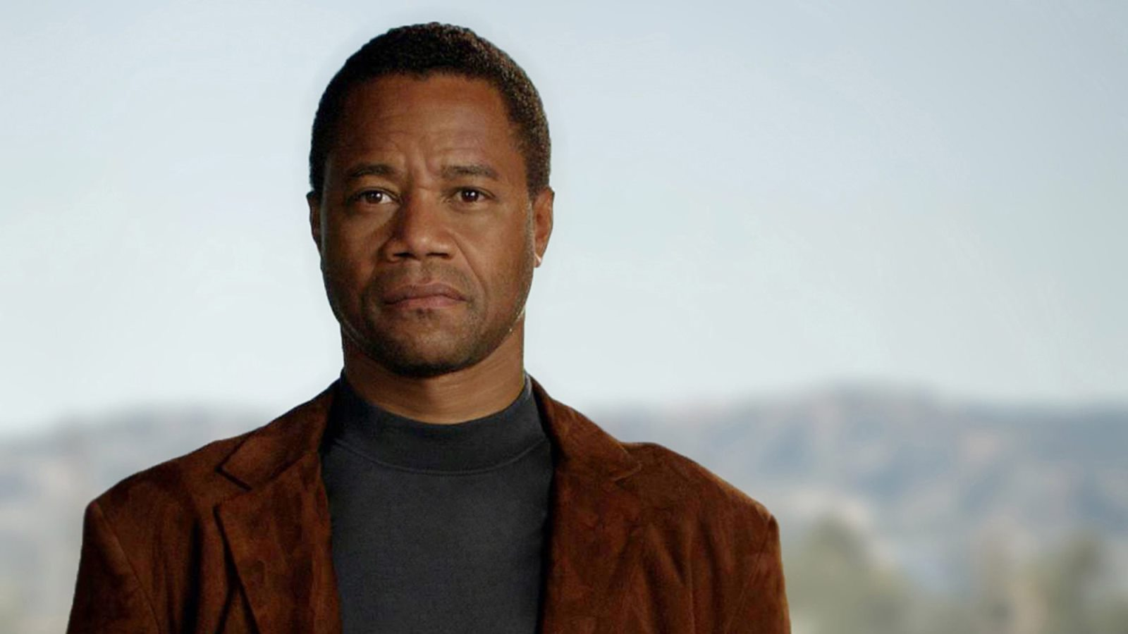 Cuba Gooding Jr. portrays O.J. Simpson in 'The People v. O.J. Simpson.' (FX promotional image)