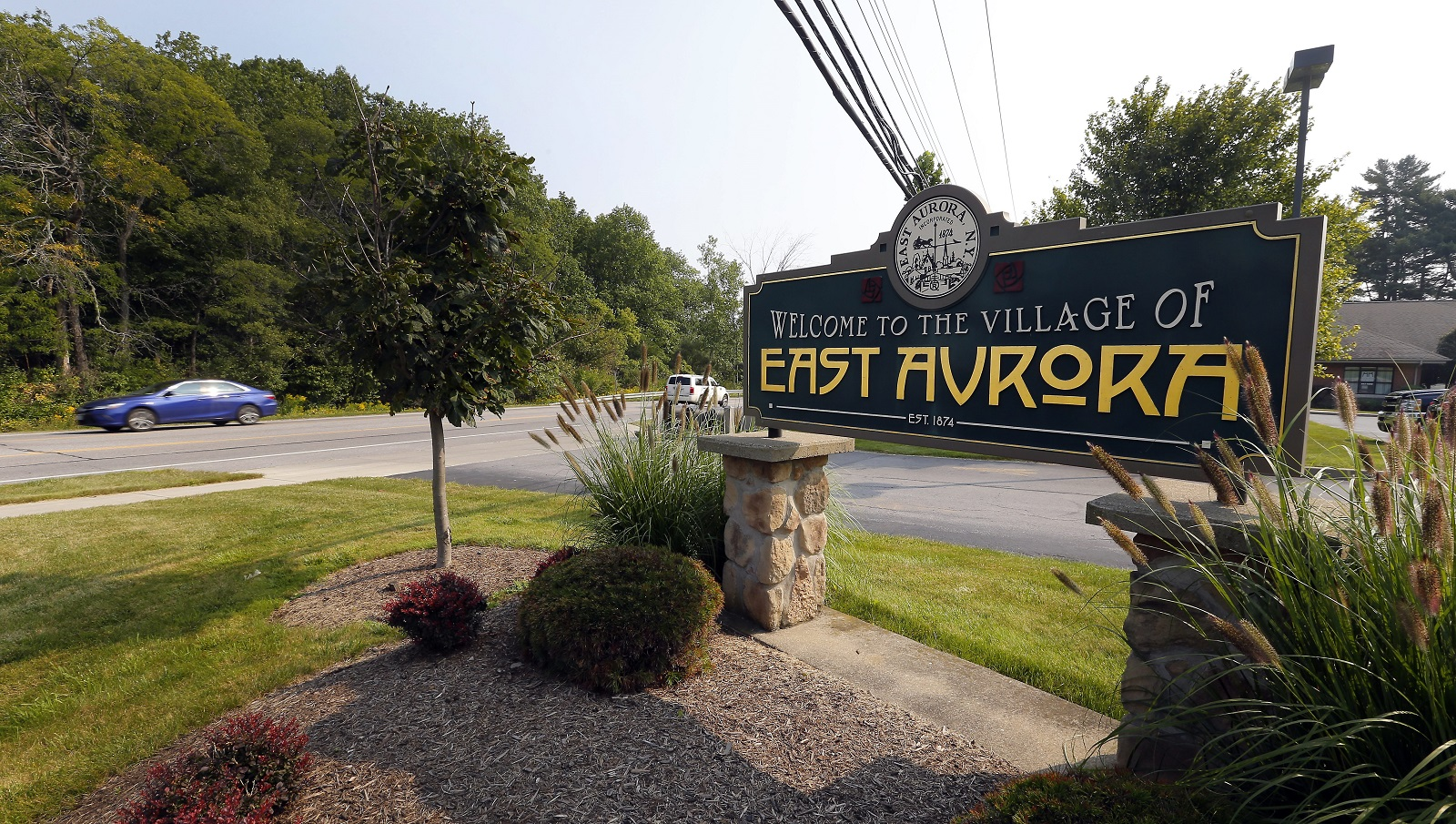 East Aurora is among 11 spots in the United States without an open-container law in place. (Mark Mulville/Buffalo News file photo)