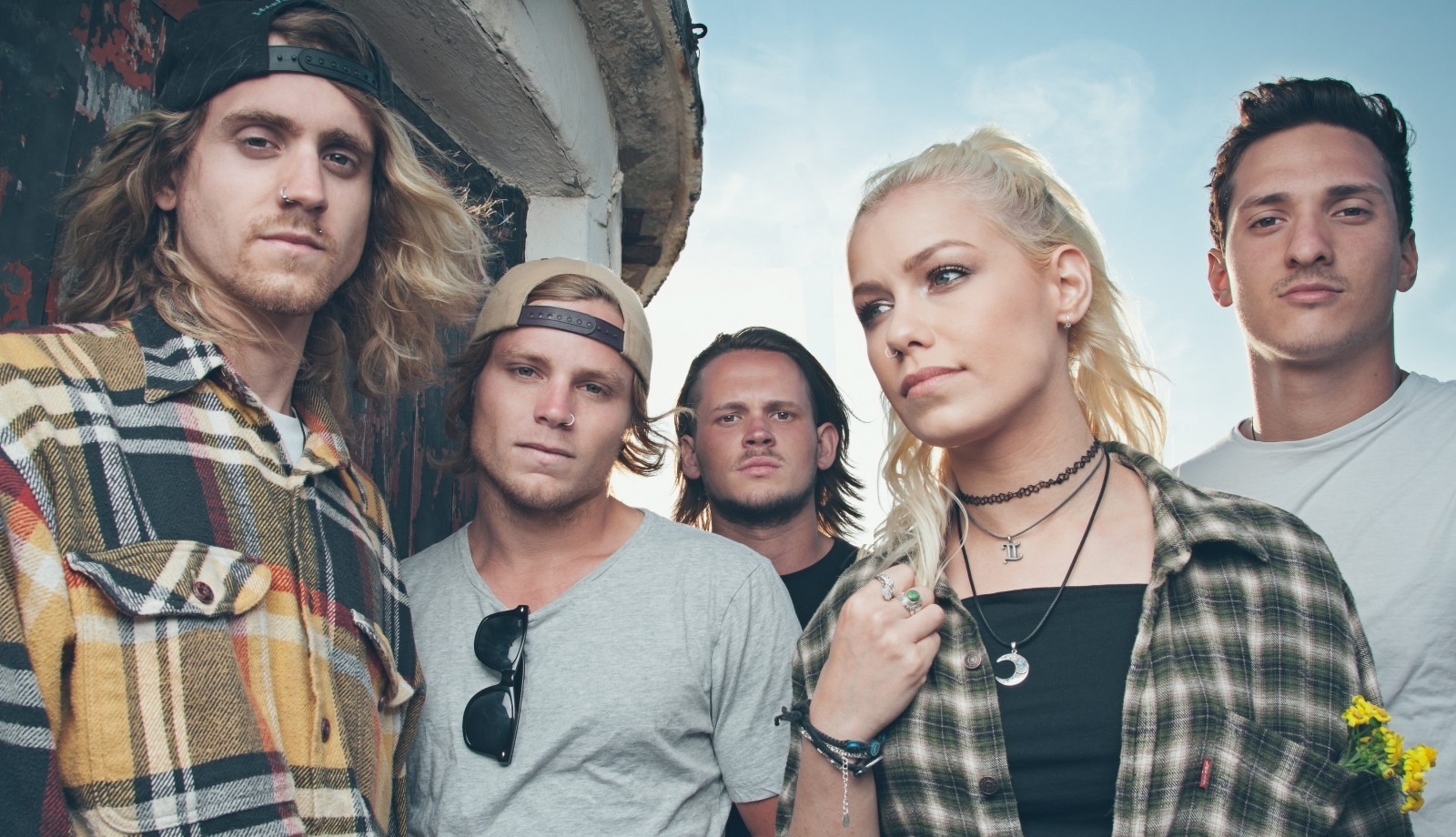 Tonight Alive performs in Waiting Room in downtown Buffalo.